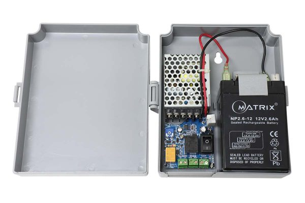Lift Door Backup Power