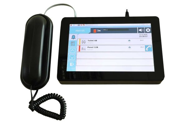 Nurse Call Console with TFT LCD