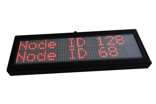 Nurse Call Message LED Display